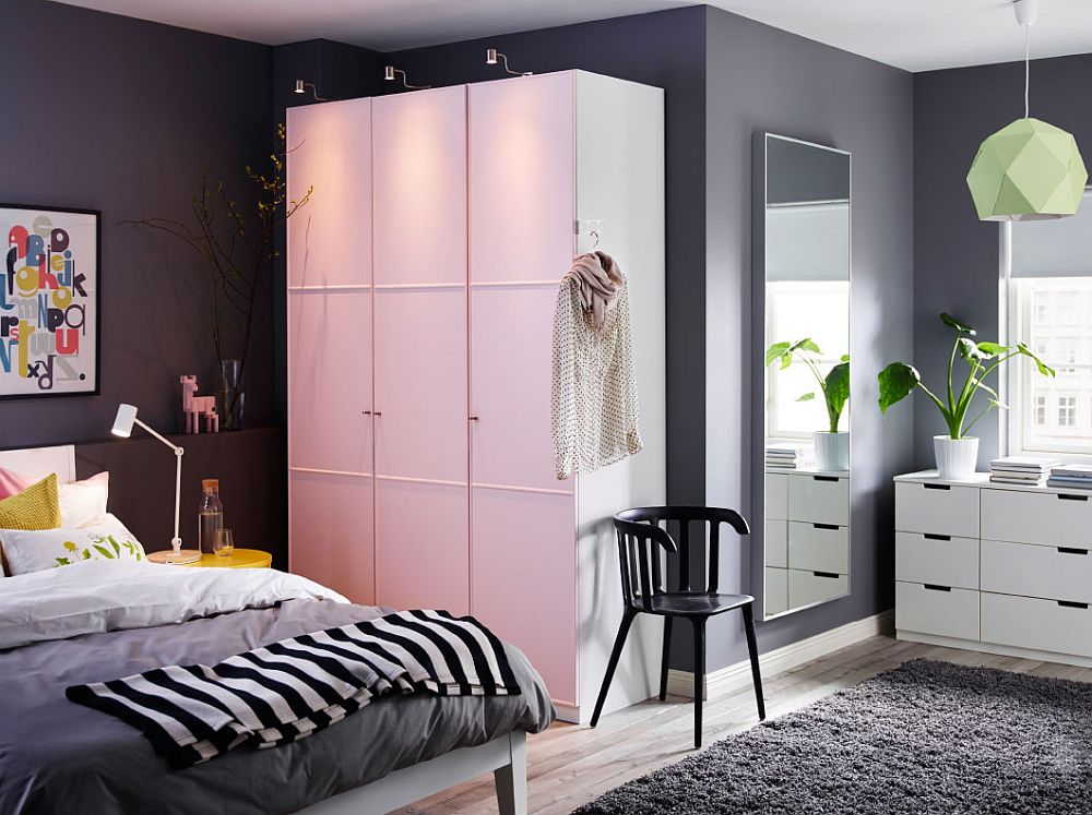 Image of: Ikea Beds With Storage Type