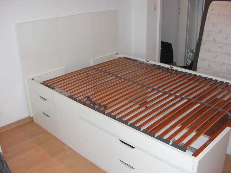Picture of: Ikea Hack Storage Bed Plan