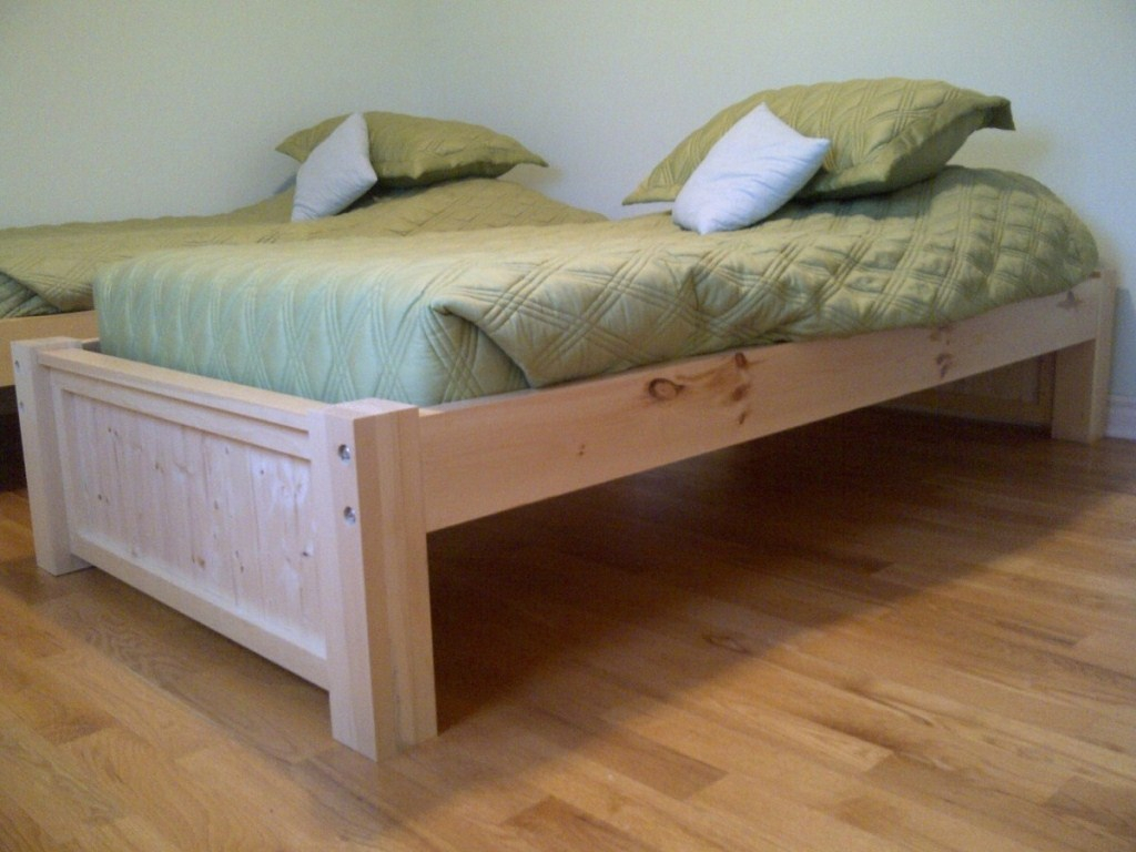 Inspiration Twin Xl Bed With Storage