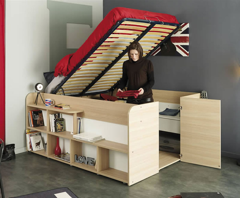 Image of: Inspiration Under Bed Storage Ideas