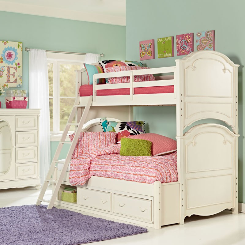 Picture of: Kids Bunk Beds with Storage Target