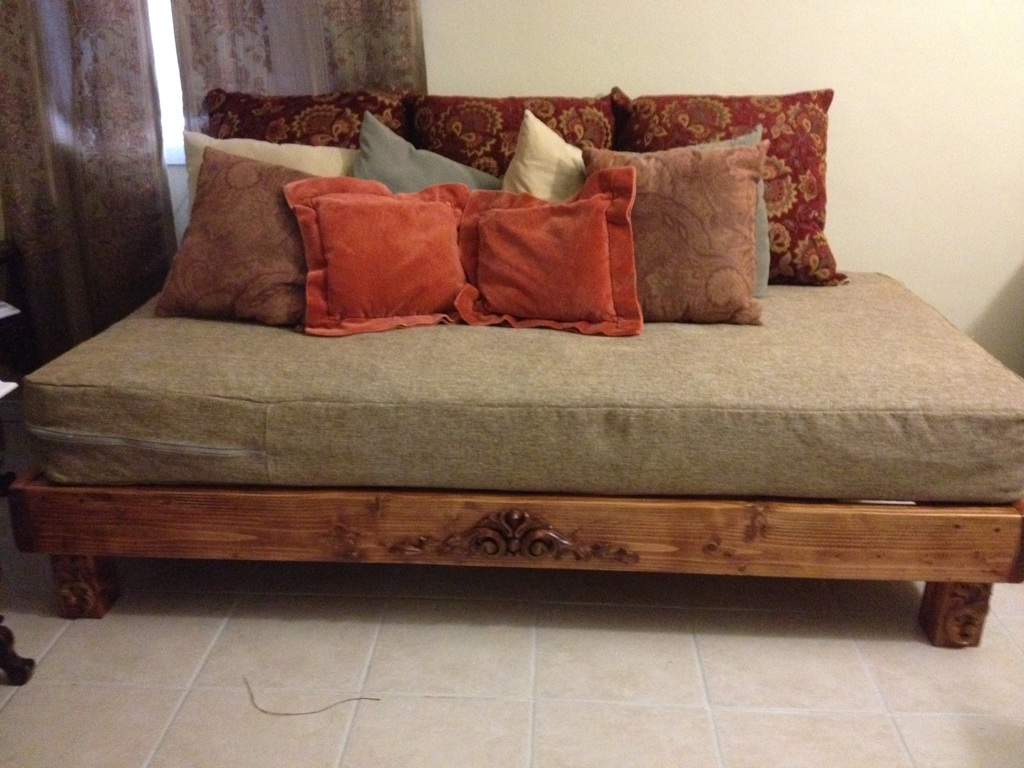 Picture of: Log King Storage Bed Frame
