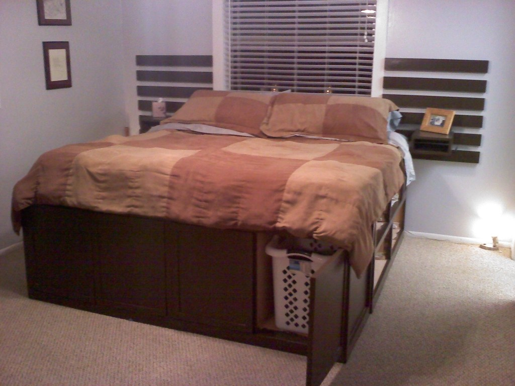 Picture of: MarvellousTwin Xl Bed With Storage