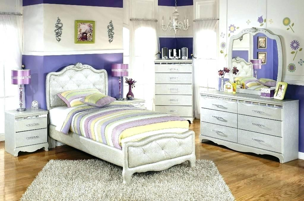 Image of: Modern Corner Twin Beds with Storage