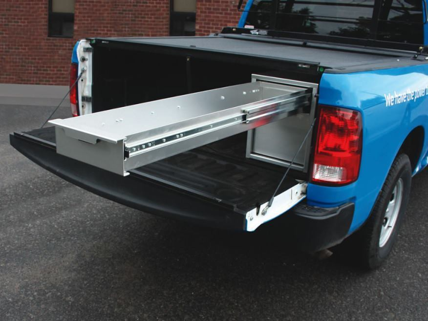 Picture of: Modern Pickup Bed Storage