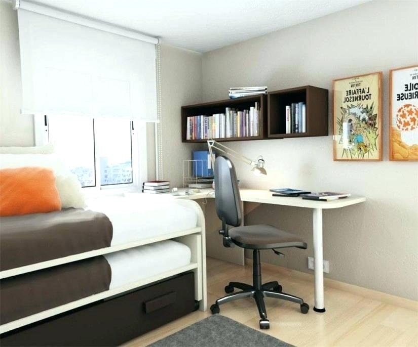 Picture of: Narrow Teen Storage Bed