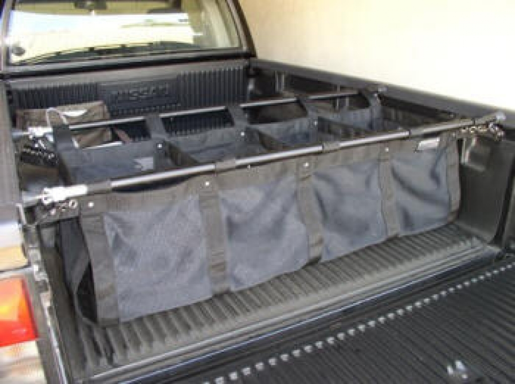 Picture of: Organizer Pickup Bed Storage