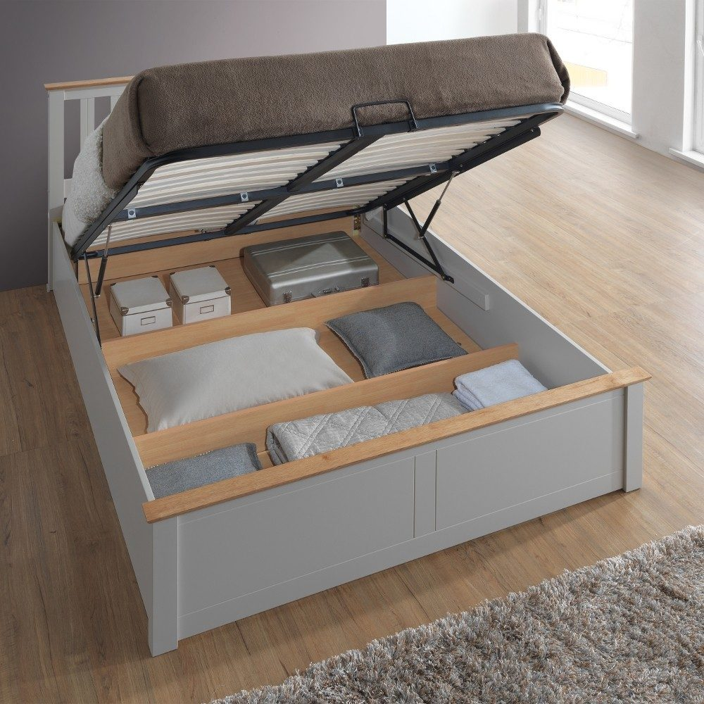 Picture Ottoman Storage Bed