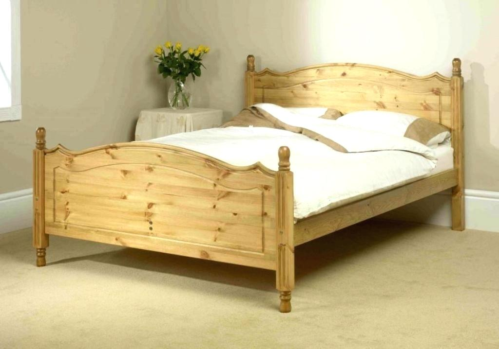 Image of: Rooms to Go Solid Wood Twin Bed with Storage