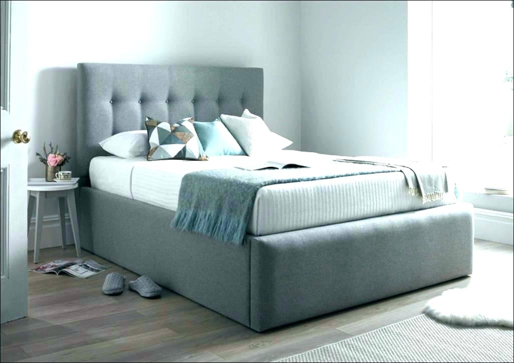 Single Bed with Storage Above