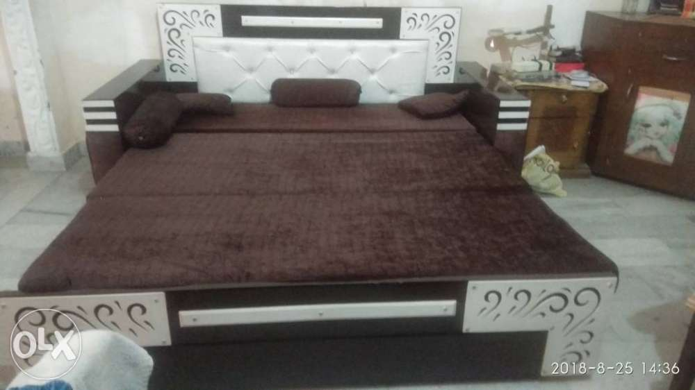 Single Bed with Storage Cheap
