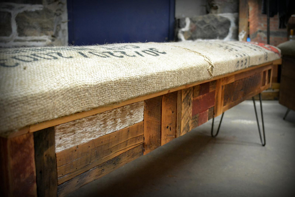 Picture of: Solid Wood Storage Bed Diy