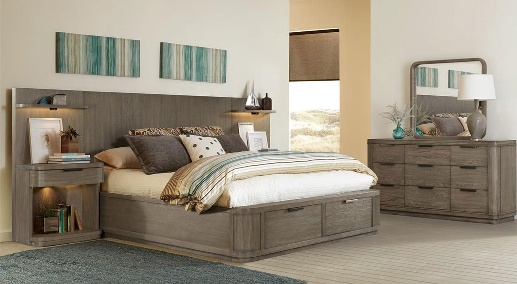 Picture of: Storage Bed Sets King