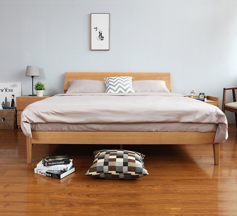 Image of: Style of Full Beds With Storage