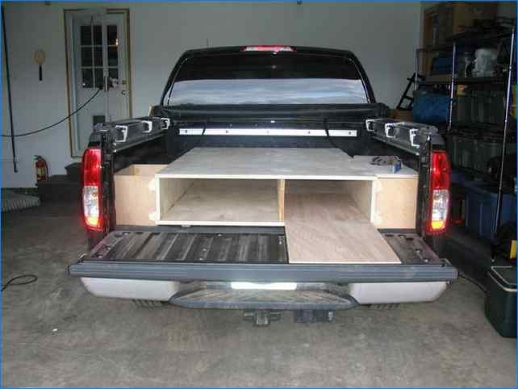 Picture of: System Pickup Bed Storage