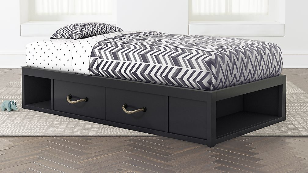 Picture of: Topside Twin Storage Bed