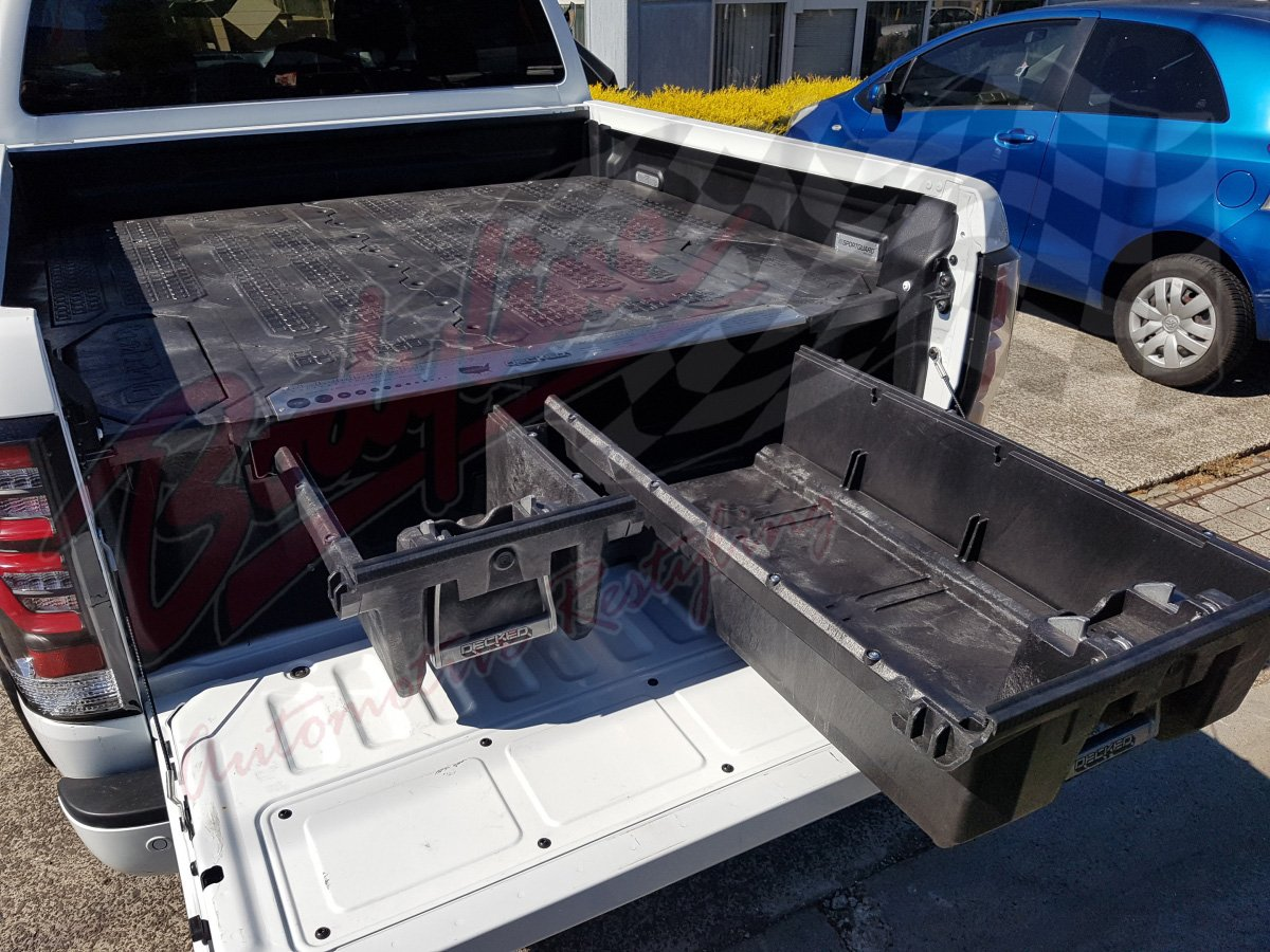 Picture of: Truck Bed Storage Bins