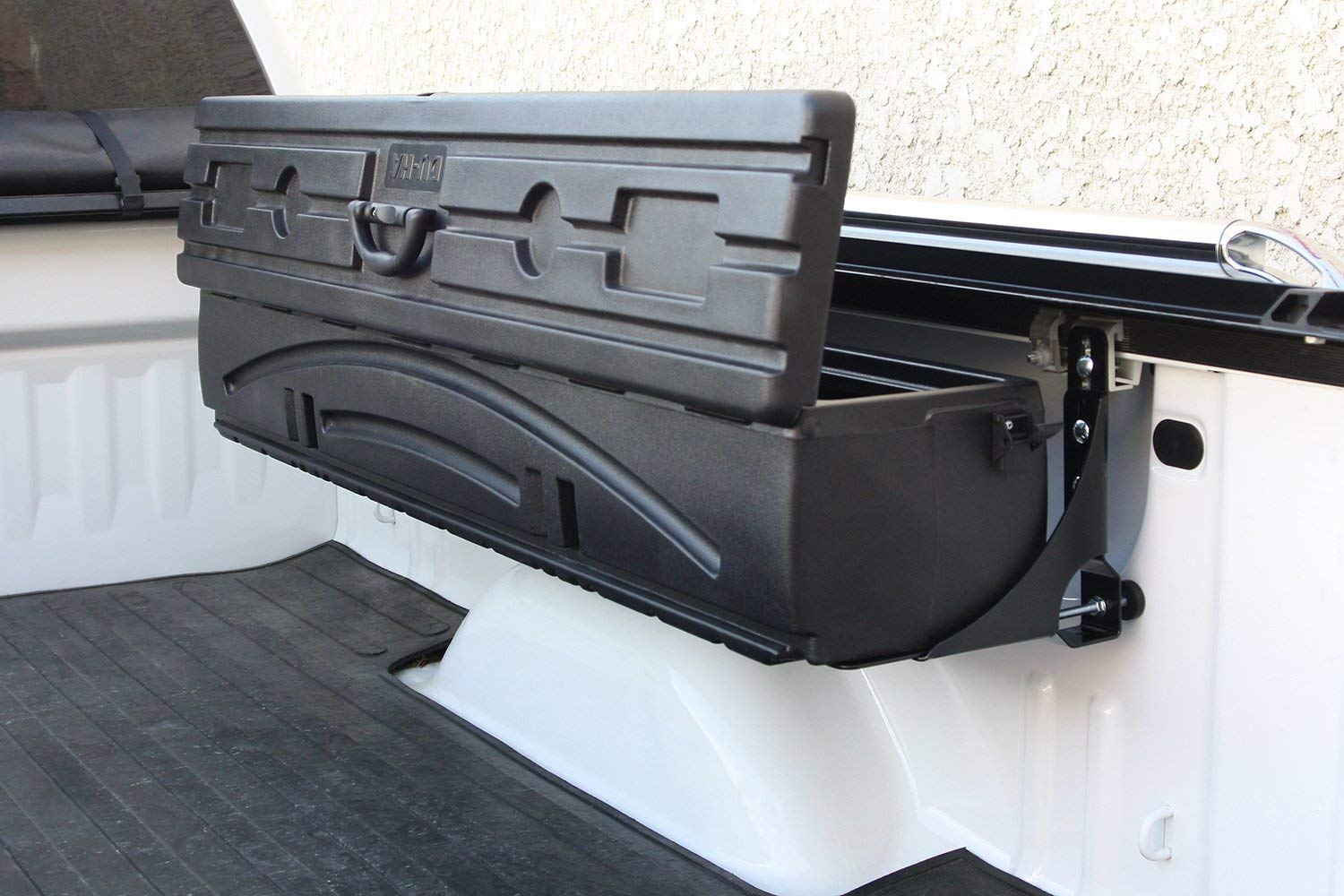 Picture of: Truck Bed Storage Ideas