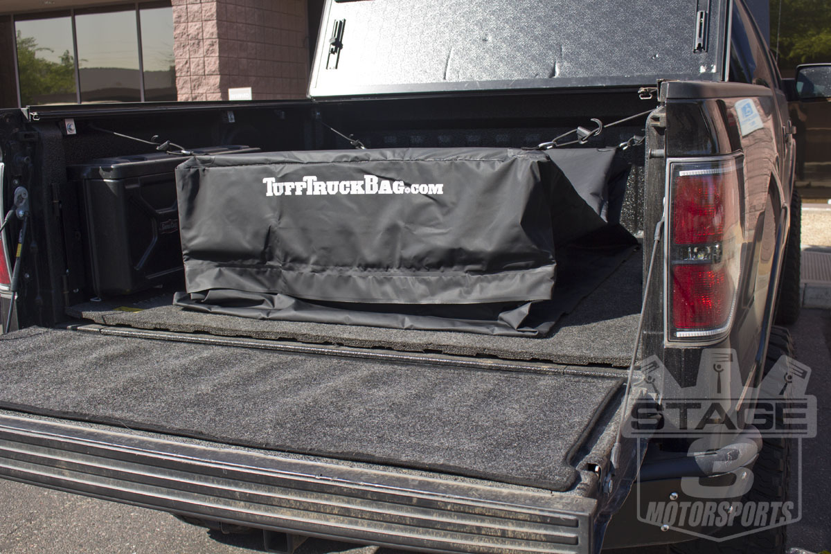 Picture of: Truck Bed Storage Net