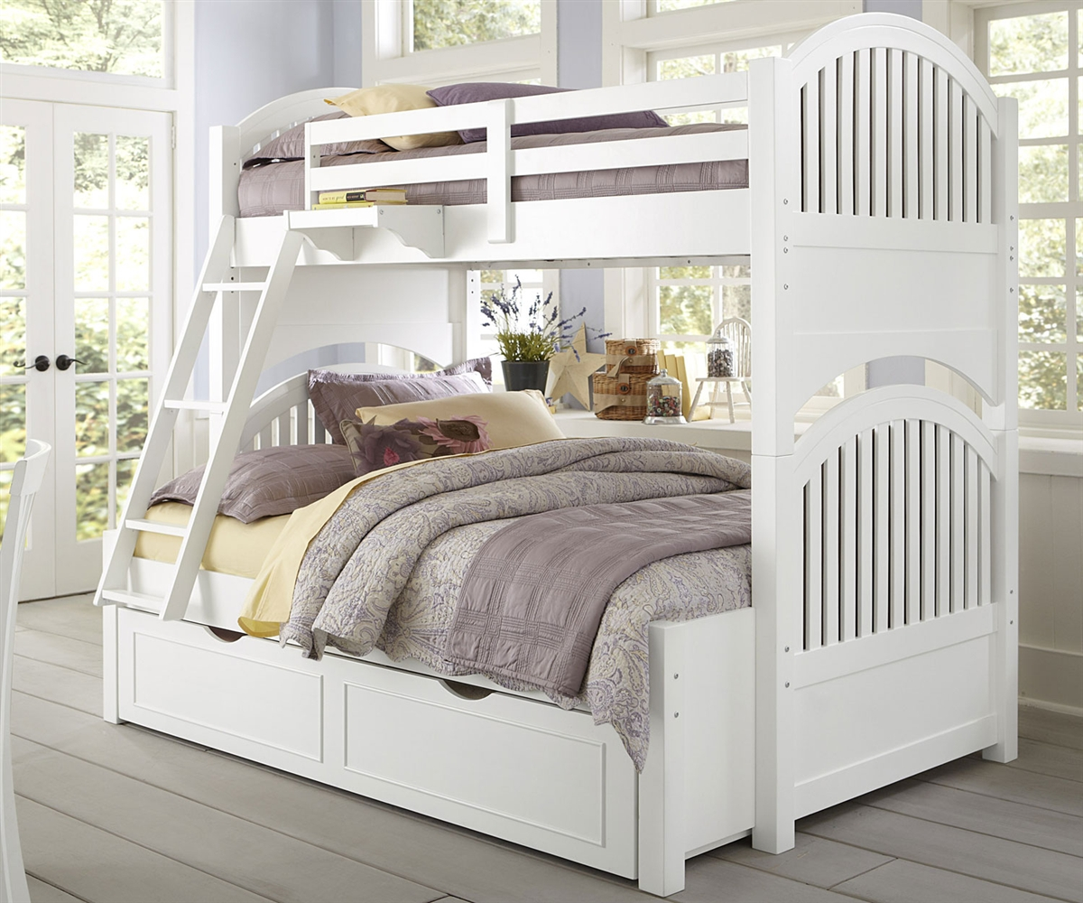 Image of: Trundle Bed With Storage Twin