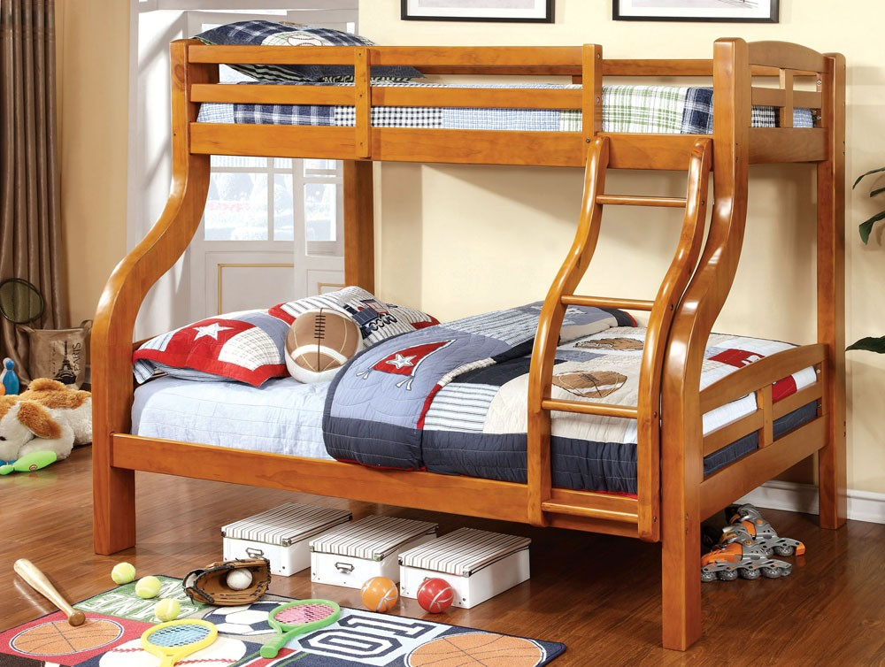 Image of: Twin Bunk Beds With Storage Boys