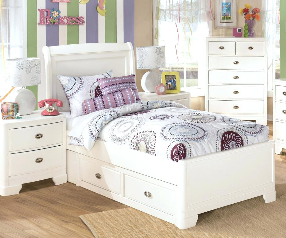 Image of: Twin Corner Beds With Storage Underneath
