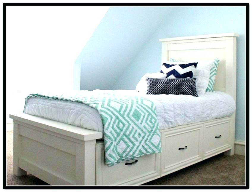Picture of: Twin Storage Bed Ikea