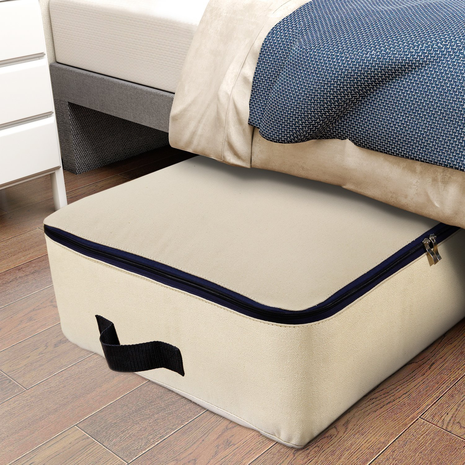 Picture of: Under Bed Storage Bags
