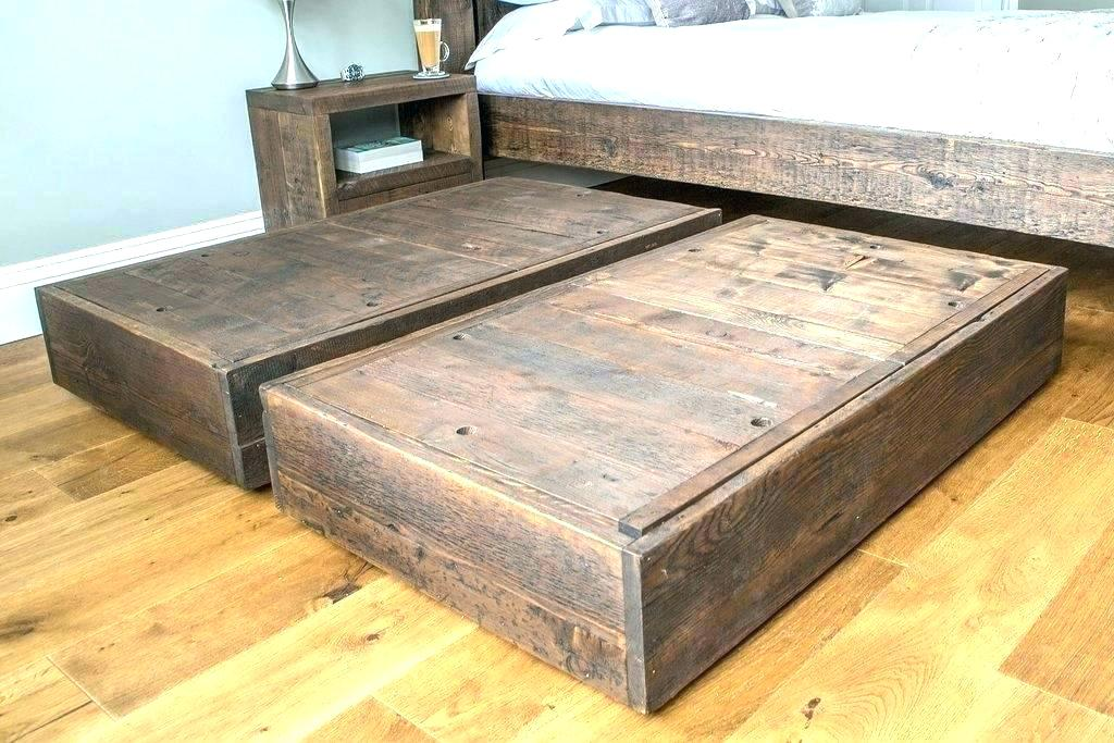 Picture of: Under Bed Storage Bin