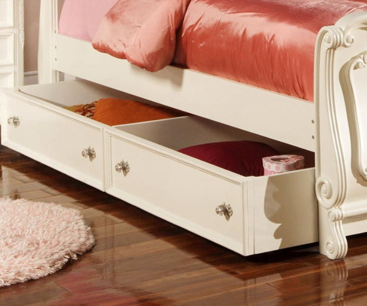 Image of: Under The Bed Storage Ideas