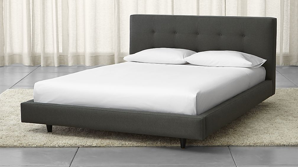 Image of: Upholstered Storage Bed Colors