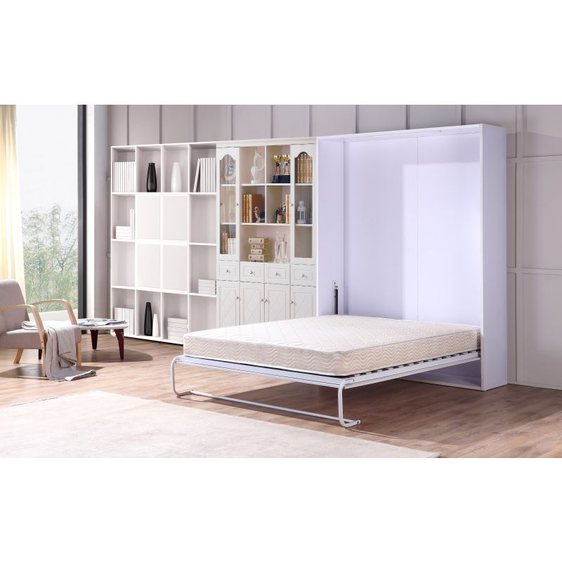Picture of: Wall Bed with Storage Teen