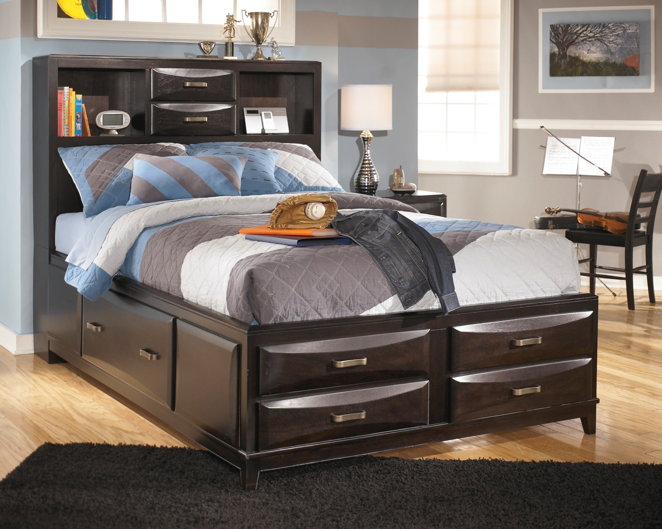 Walmart Storage Beds Full