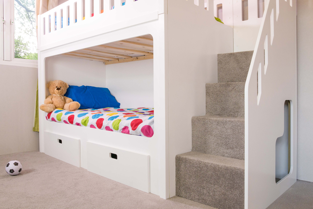 What Is Bunk Bed with Storage