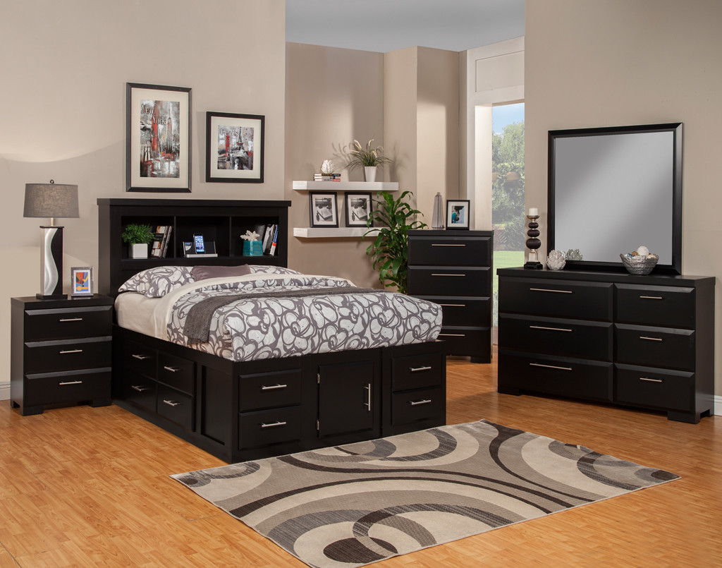 Image of: 12 Drawer Bed