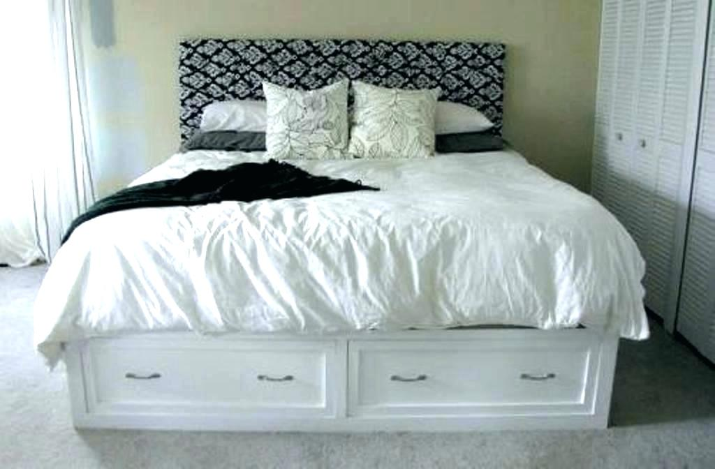 Picture of: 12 Drawer Storage Bed Queen Bedding