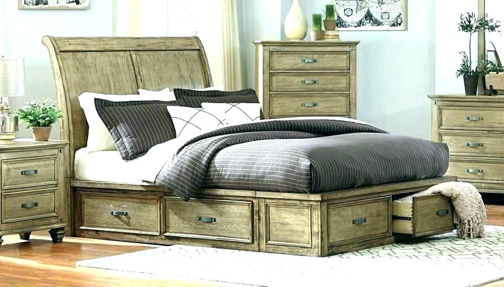 12 Drawer Storage Bed Queen Designs