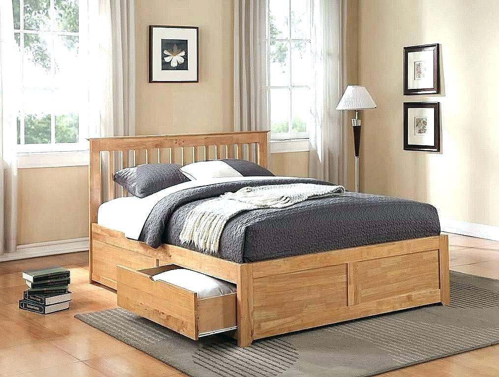 Picture of: 12 Drawer Storage Bed Queen Drawers