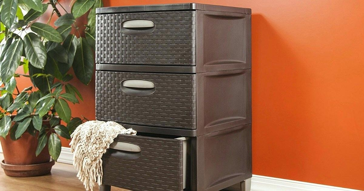 Picture of: 3 Multi Drawer Organizer