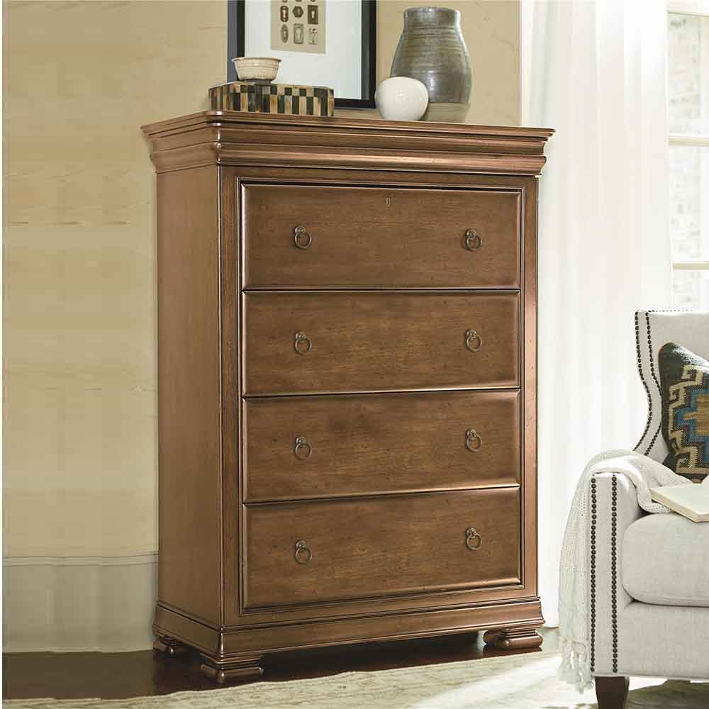 Image of: 4 Drawer Chest Style