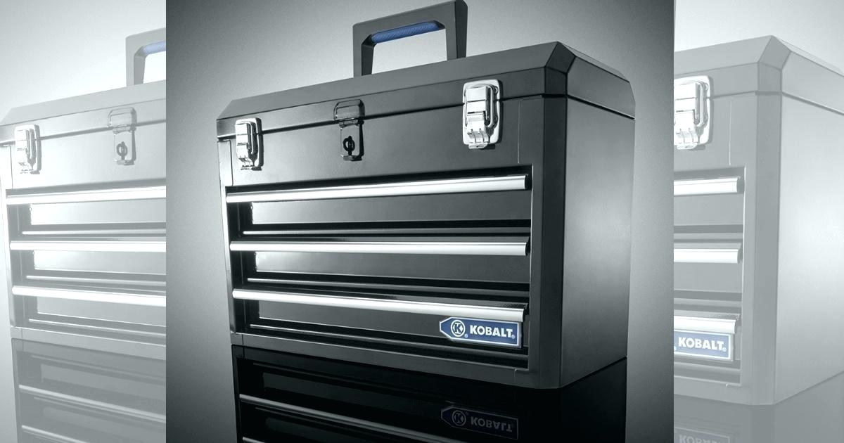 Picture of: 4 Drawer Tool Box