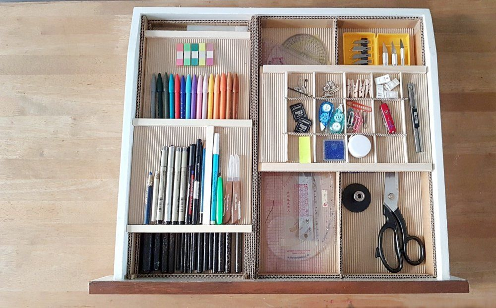 Picture of: 6 Inch Deep Drawer Dividers