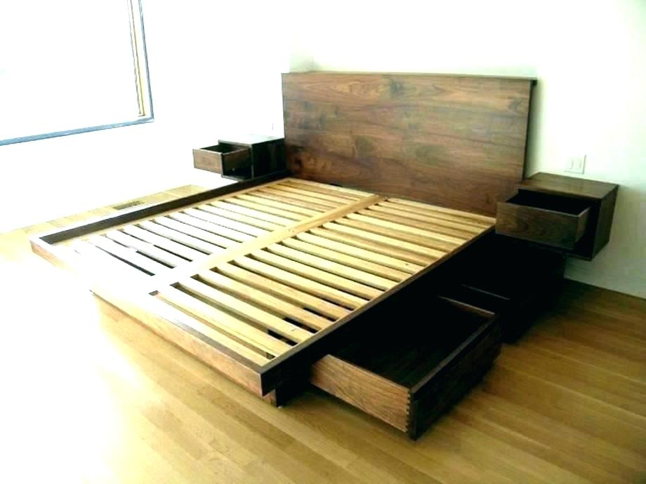 Picture of: All 12 Drawer Storage Bed Queen