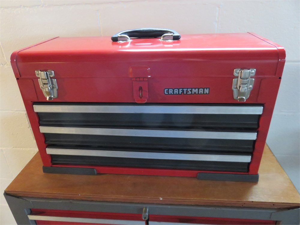 Picture of: Amazing Craftsman 10 Drawer Tool Chest