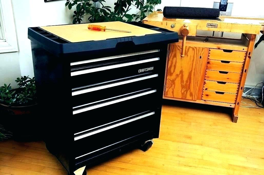 Picture of: Awesome Craftsman 5 Drawer Tool Chest
