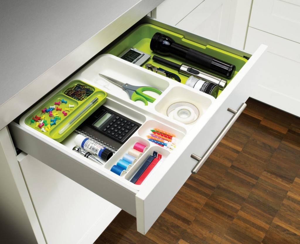 Awesome Office Drawer Organizer Ideas