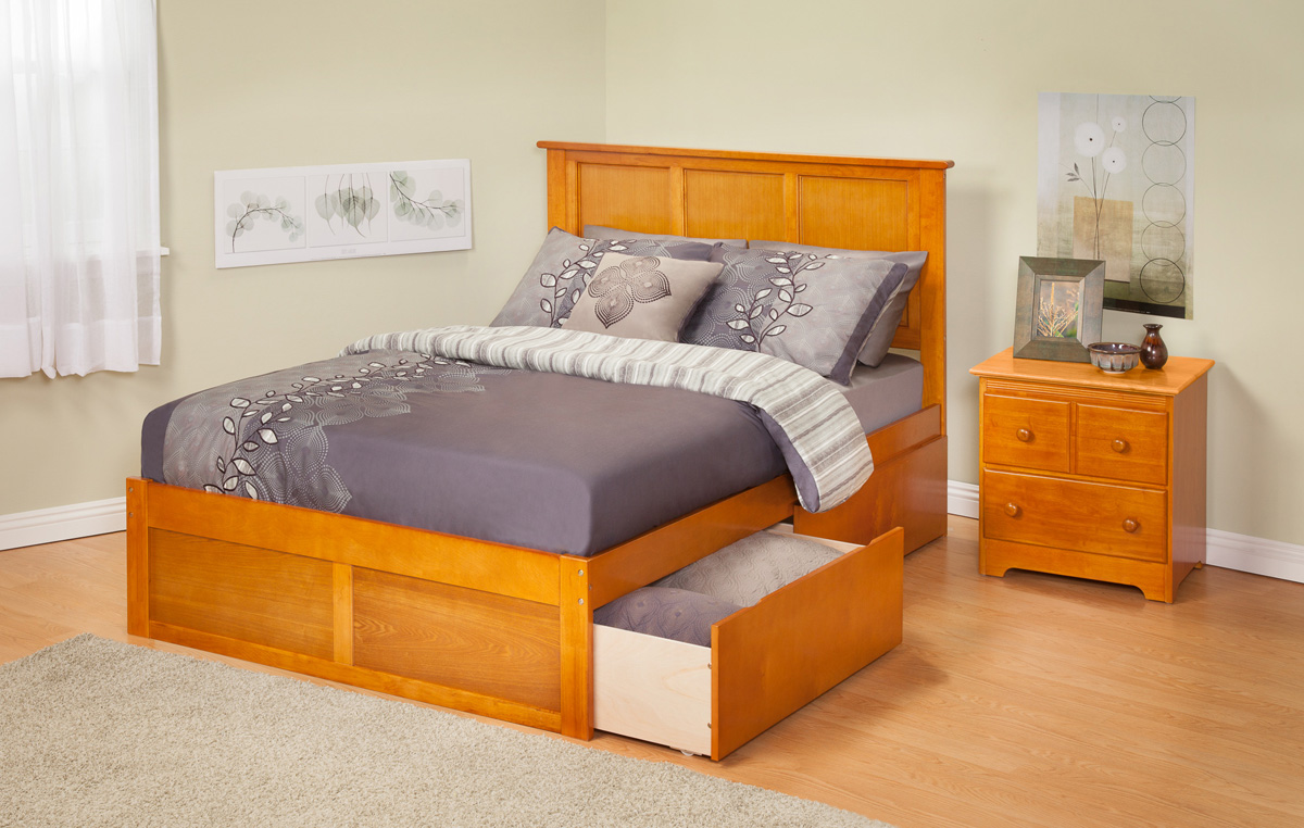 Picture of: Bed Frame Style