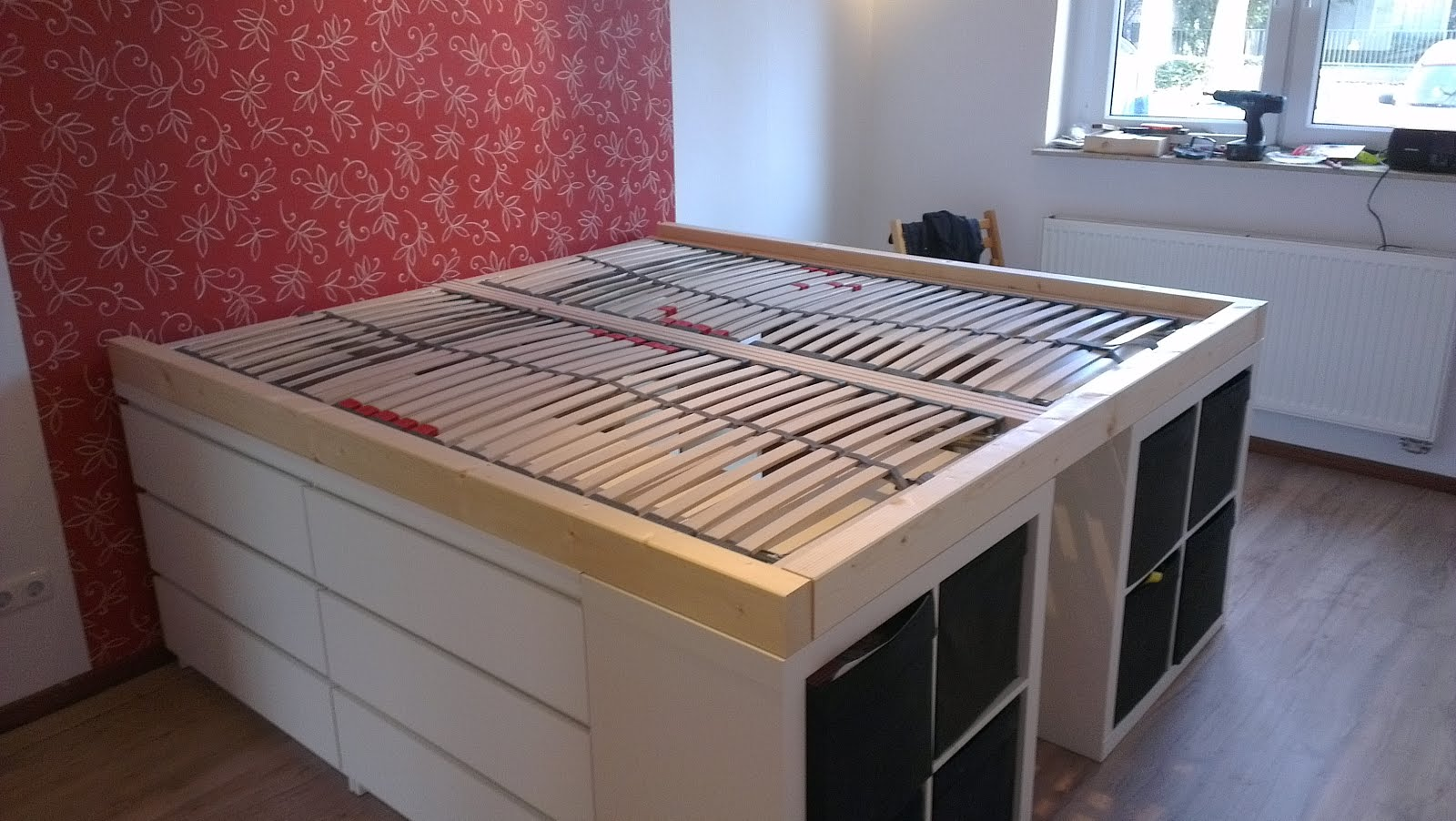 Picture of: Best IKEA Drawer Bed Ideas