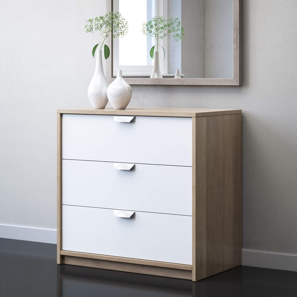 Picture of: Best Three Drawer Chest Design
