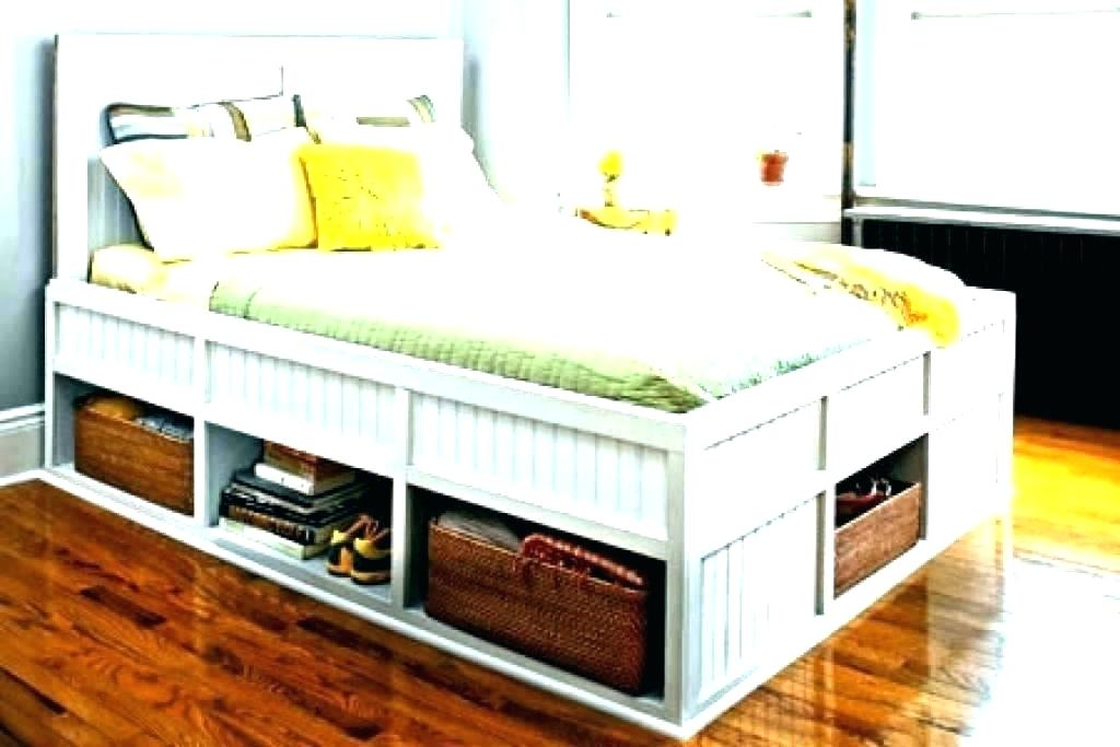 Image of: Black Twin 6-Drawer Captain's Platform Storage Bed Ideas